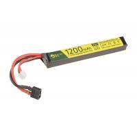 [ELR-06-016967] LiPo 7.4V 1200 mAh 25/50C T-connect (DEANS)