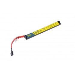 ELECTRO RIVER LiPo 7,4V 1300mAh 25/50C T-connect (DEANS)