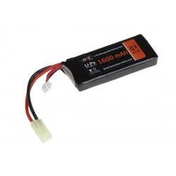 LiPo 7,4V 1600mAh 20/40C battery