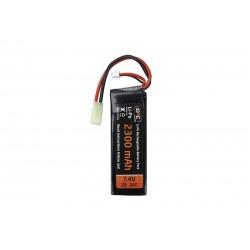 LiPo 7,4V 2300mAh 20/40C battery