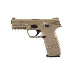 [ICS-02-016420] BLE - Alpha Pistol Replica - Tan